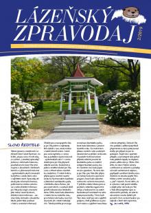 Lázeňský zpravodaj<br>2019. ročník, číslo 2<br>duben - červen 2019