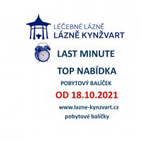 LAST MINUTE , 14. 9. 2021