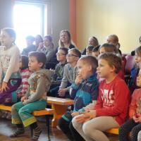 KUFŘÍK - pantomima pro děti, 19. 3. 2018