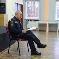 ČTENÍ S HASIČEM, 14. 1. 2019